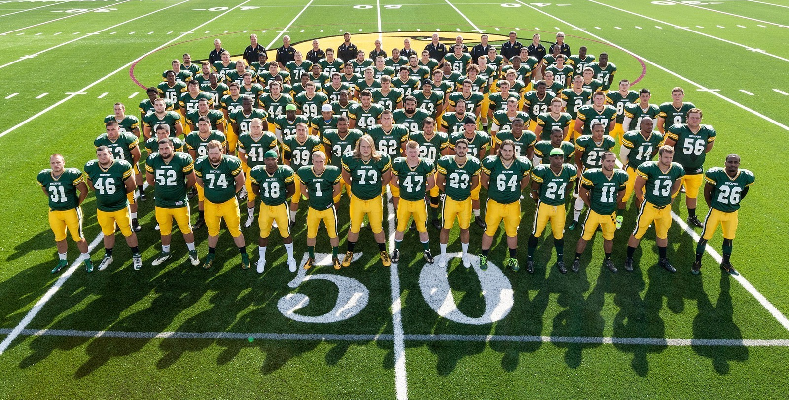 2013 Football Roster - College at Brockport Athletics