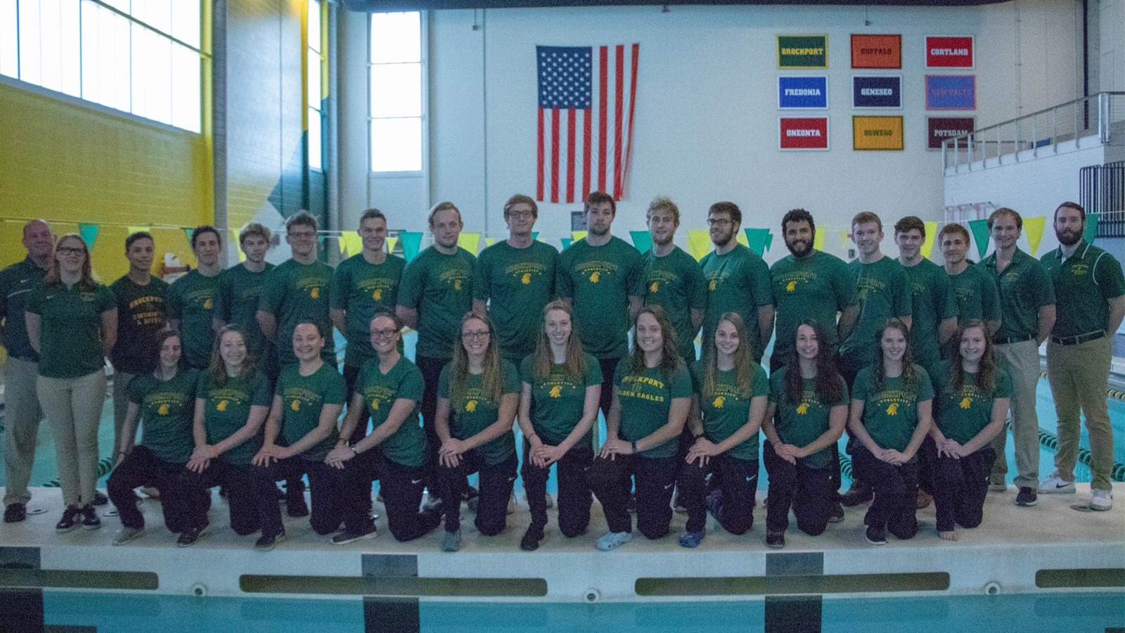 5eb1dc81ab 2018-19 Men's Swimming and Diving Roster - College at Brockport ...
