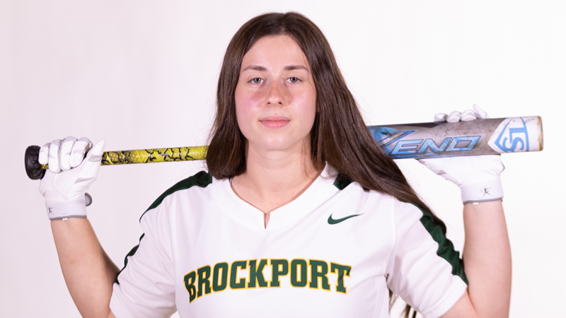 Softball to Play Home & Away in Back-to-Back - SUNY Brockport Athletics